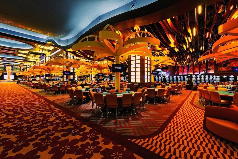 Ät gott på kasino